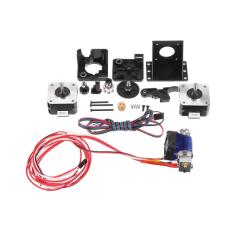 V6 Bowden ekstruderio komplektas skirtas 3D spausdintuvams su Nema 17 žingsniniu varikliu