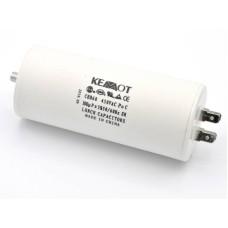 Engine start capacitor 100uF 450V