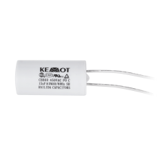 Engine start capacitor 7.5uF 450V
