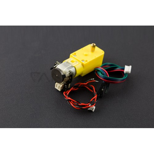 DC Motor SJ01 120:1 6V 160RPM + enkoder