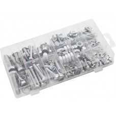 Set of screws and nuts 240pcs