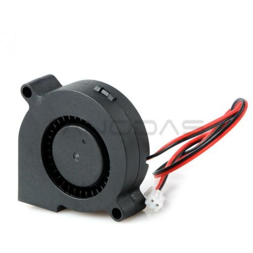 Ventiliatorius 24VDC 50x50x15mm tinkantis 3D spausdintuvui