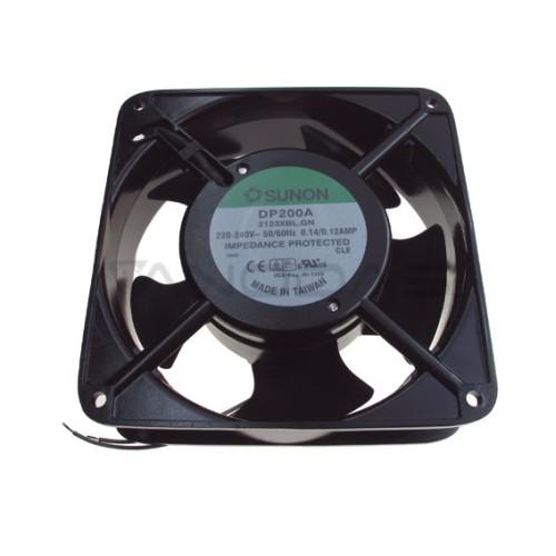 Ventiliatorius SUNON 120x120x38mm 230V DP200A2123XBL