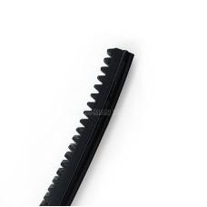 Vidinis krumpliastiebis Gear Rack ilgis 499.5mm