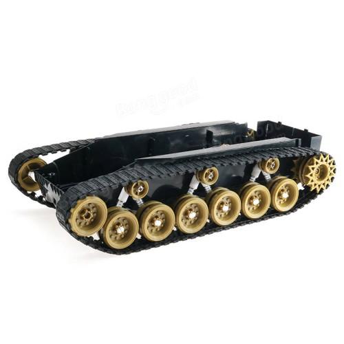 Vikšrinė Roboto Tanko Važiuoklė - Smėlio spalvos