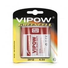 Vipow Green cell 3R12 baterija 1vnt