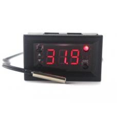 VKS-W1209 Temperatūros reguliatorius 12V - termostatas