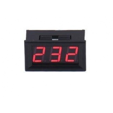 Mini 70V - 500V AC digital voltmeter