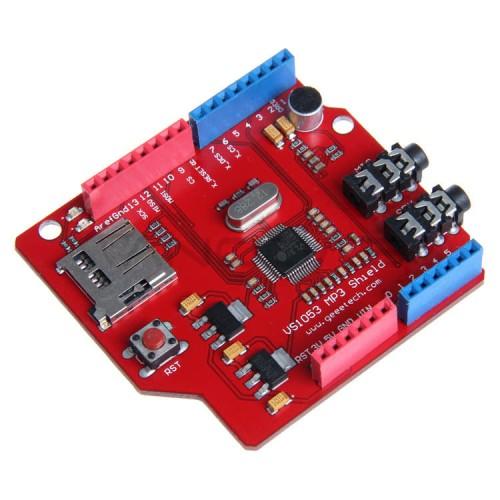 VS1053 MP3 Shield for Arduino