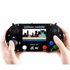 Waveshare Game HAT - žaidimų priedėlis Raspberry Pi