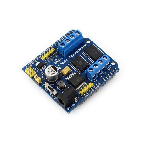 Waveshare Motor Control Shield 9V/0.6A for Arduino