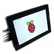 Waveshare Talpinis lietimui jautrus ekranas Raspberry Pi mikrokompiuteriui - LCD IPS 10.1