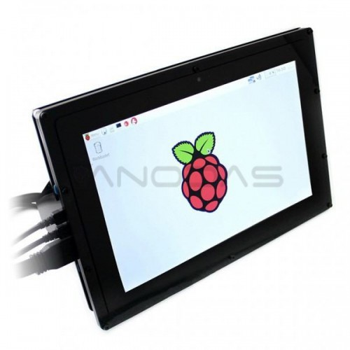 Waveshare Capacitive touch Display for Raspberry Pi - LCD IPS 10.1