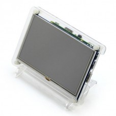 Waveshare Resistive Touch Display for Raspberry Pi 2/B+ - LCD TFT 5