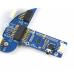 Waveshare  WM8960 Stereo CODEC Audio Module I2C 3.3V 3.5mm WAV
