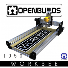 OpenBuilds Workbee CNC 1050 Machine Frame - 325x760x122mm