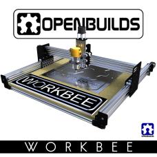 OpenBuilds Workbee CNC 7575 Machine Frame - 574x530x122mm