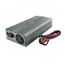 Whitenergy Inverteris AC/DC 12V (automobilinis) 230V 1500W 2 lizdai