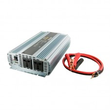 Whitenergy Inverteris AC/DC 24V 230V 2000W 2 lizdai