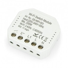 WiFi gate relay Tuya RS1