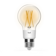 Yeelight YLDP12YL 6W 700lm E27 Smart LED Filament Light Bulb
