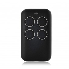 Fixed code remote controller 433MHz with 4 buttons