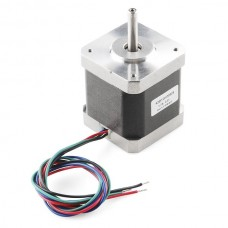Stepper motor 42BYGHM809 400 steps/rev 3V 1.7A 0.48Nm