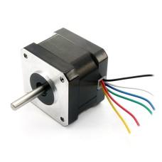 Stepper motor 42HM40-0806 400 steps / rev 6.0V / 0.8A / 0.25Nm