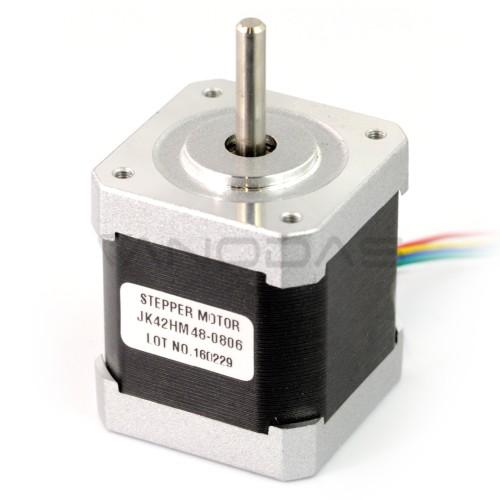 Stepper motor 42HM48-0806 400 steps/rev 6.0V / 0.8A / 0.31Nm
