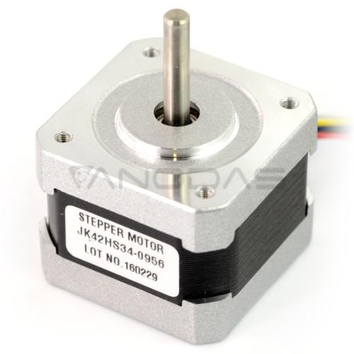Stepper motor 42HS34-0956 200 steps / rev 4.0V / 0.95A / 0.15Nm