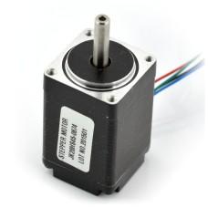 Žingsninis variklis JK28HS45-0674 200 žingsnių/aps 4.5V / 0.67A / 0.09Nm