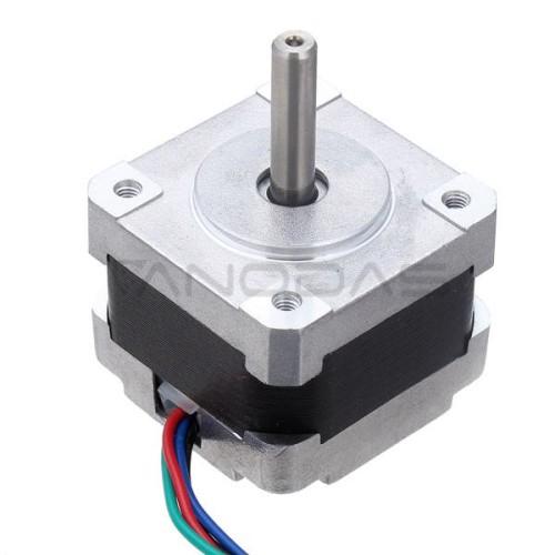 Žingsninis variklis JK35HY28-0504 200 žingsnių/aps 10V / 0.5A / 0.1Nm