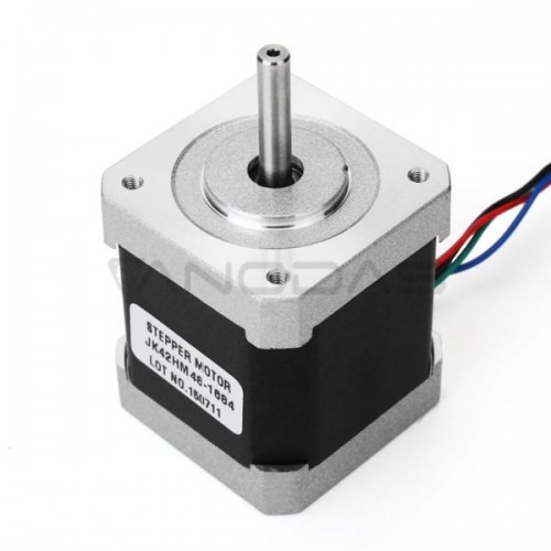 Stepper motor JK42HM48-0406 400 steps/rev 12V /0.4A