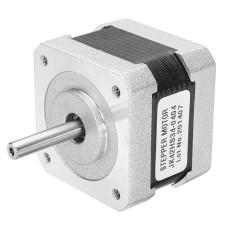 Žingsninis variklis  JK42HS34-0404 200 žingsnių/aps 12V / 0.4A / 0.25Nm