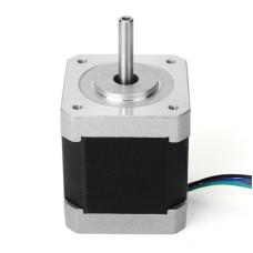 Stepper motor JK42HS40-0504 200 steps/rev 12V / 0.5A / 0.43Nm