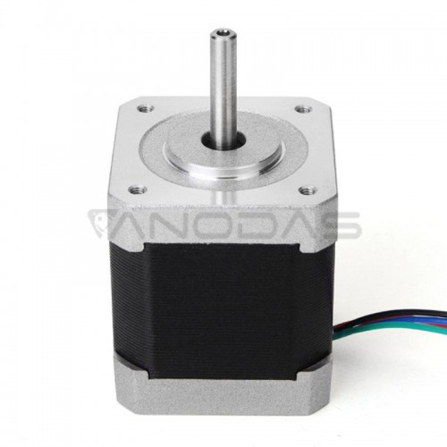 Stepper motor JK42HS40-0504 200 steps/rev 12V / 0.5A / 0.43Nm
