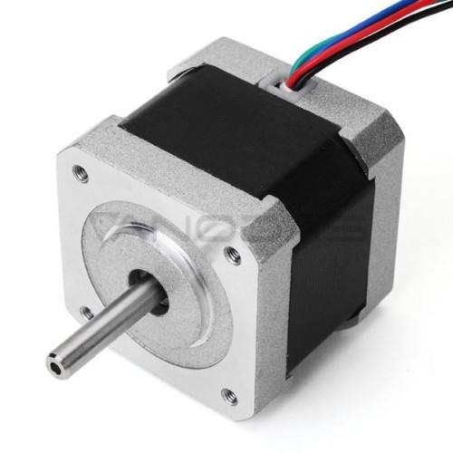 Stepper motor JK42HS40-0806 200 steps/rev 6V / 0.8A / 0.25Nm