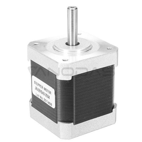 Žingsninis variklis JK42HS40-1206 200 žingsnių/aps 3,6V / 1,2A / 0,27Nm