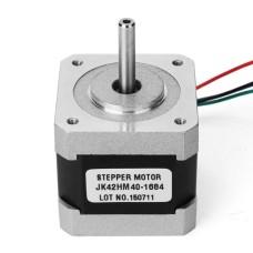 Žingsninis variklis JK42HS40-1684 200 žingsnių/aps 2.8V / 1.68A / 0.4Nm