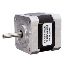 Stepper motor JK42HS40-1704 200 steps/rev 2.8V / 1.7A / 0.4Nm