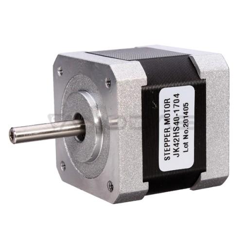 Žingsninis variklis JK42HS40-1704 200 žingsnių/aps 2.8V / 1.7A / 0.4Nm