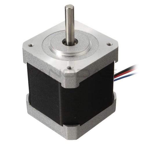 Stepper motor JK42HS48-0806 200 steps/rev 6V / 0.8A / 0.31Nm