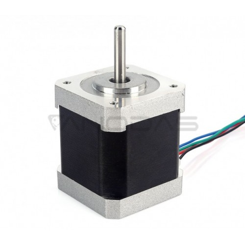 Stepper motor JK42HS48-1206 200 steps/rev 4V / 1.2A / 0.31Nm