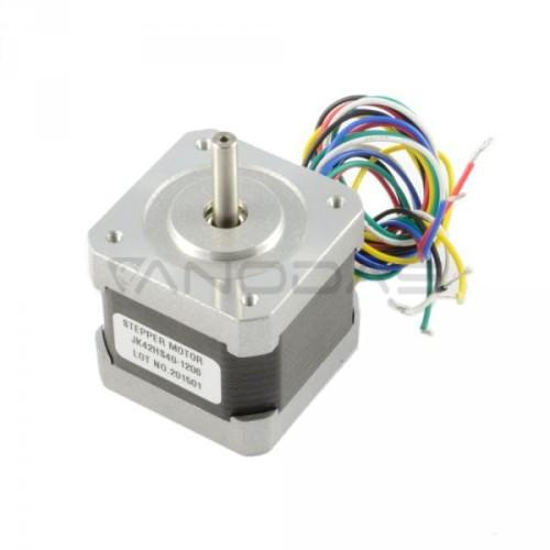 Stepper motor JK42HW40-0406 200 steps/rev 12V / 0.4A / 0.25Nm