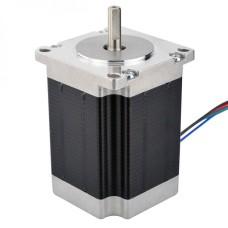 Žingsninis variklis JK57HS56-2504 200 žingsnių/aps 3.25V / 2.5A / 1.1Nm