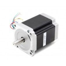 NEMA 34 CNC stepper motor 86X114mm 8.7 N.m 6A D14mm Nema34 stepping motor 1240Oz-in for CNC engraving machine high torque