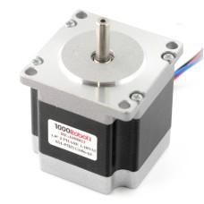 Žingsninis variklis SM-57BYG056 200 žingsnių/aps 3.3V/ 2A/ 1.18Nm
