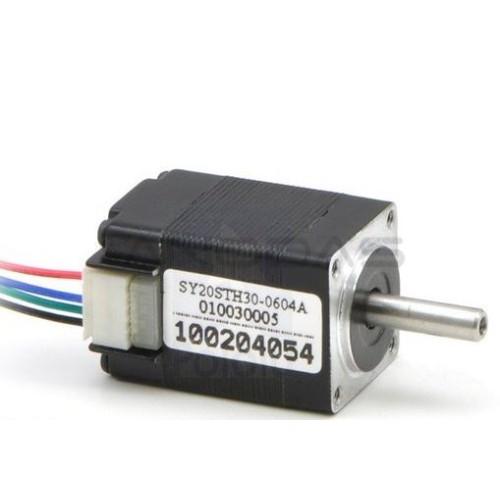 Stepper motor SY20STH30-0604A 200 steps / rev 3.9V/ 0.6A/ 0.017Nm