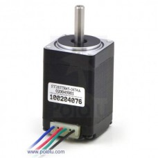 Žingsninis variklis SY28STH45-0674A 200 žingsnių/aps 4.5 V / 0.67 A / 0.095 Nm