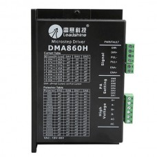 Stepping Motor Driver DMA860H 18-80V 7.2A